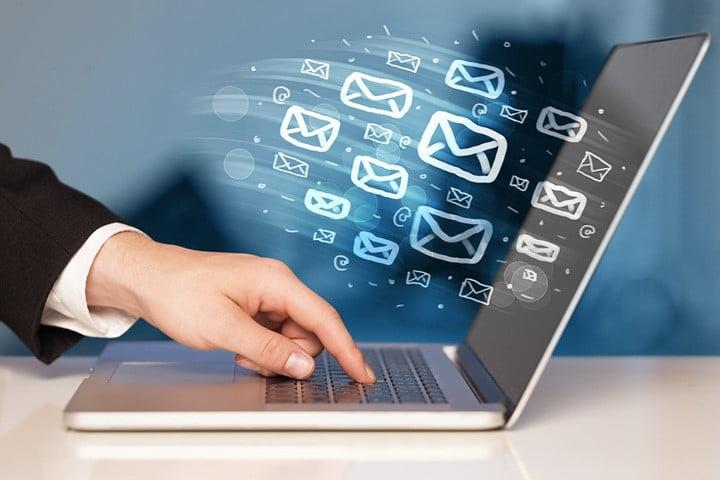 E-mailing définition