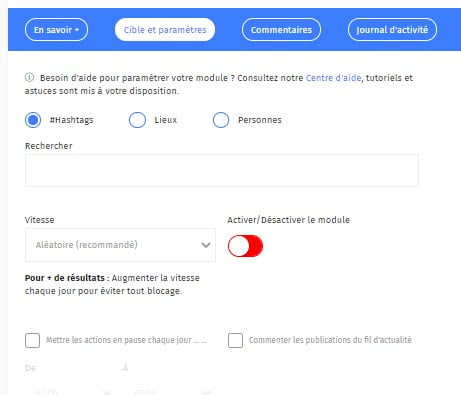 Auto Comment Instaboss