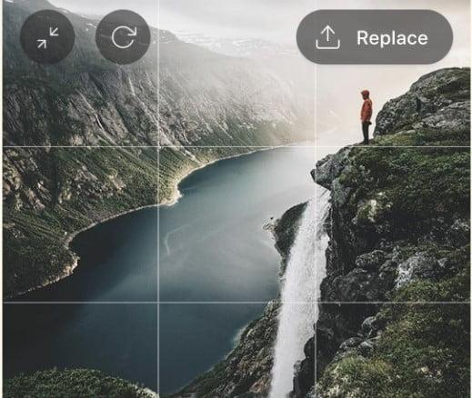 Modification de l'image Combin