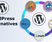 Alternatives à Wordpress