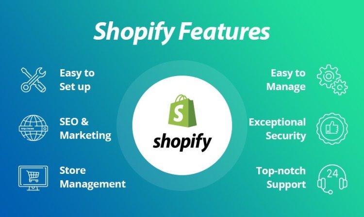Présentation de Shopify