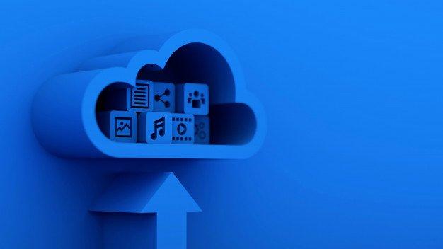 Stockage sur serveur cloud