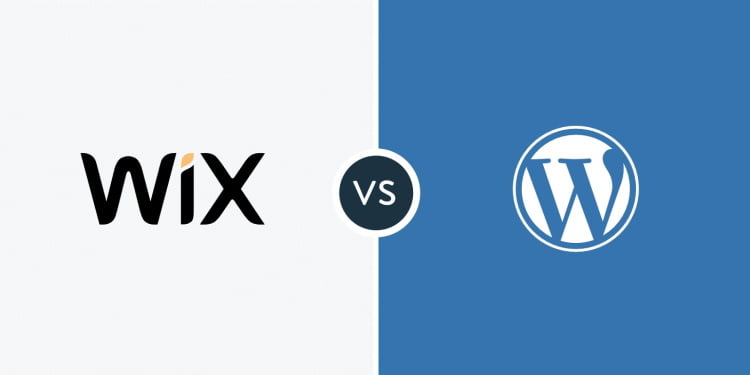 Wix ou Wordpress
