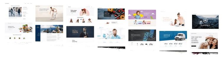 Création de sites avec Webnode