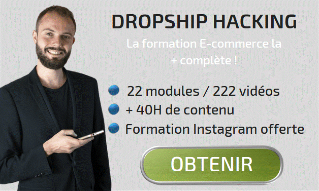 Formation BusinessDynamite - E-commerce et Dropshipping
