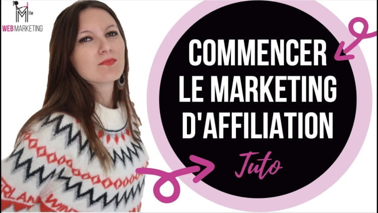 Le marketing d'affiliation avec Nina Habault