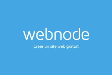 Webnode avis