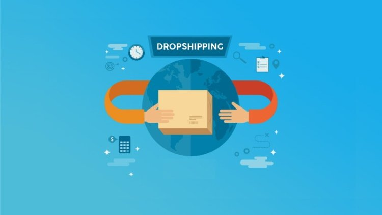 site de dropshipping