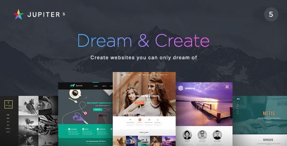 ThemeForest Jupiter