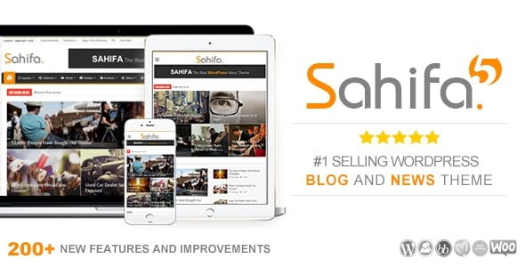 ThemeForest Sahifa