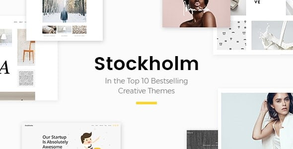 ThemeForest Stockholm