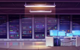 Hébergement Data center