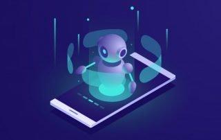 Chatbot site internet