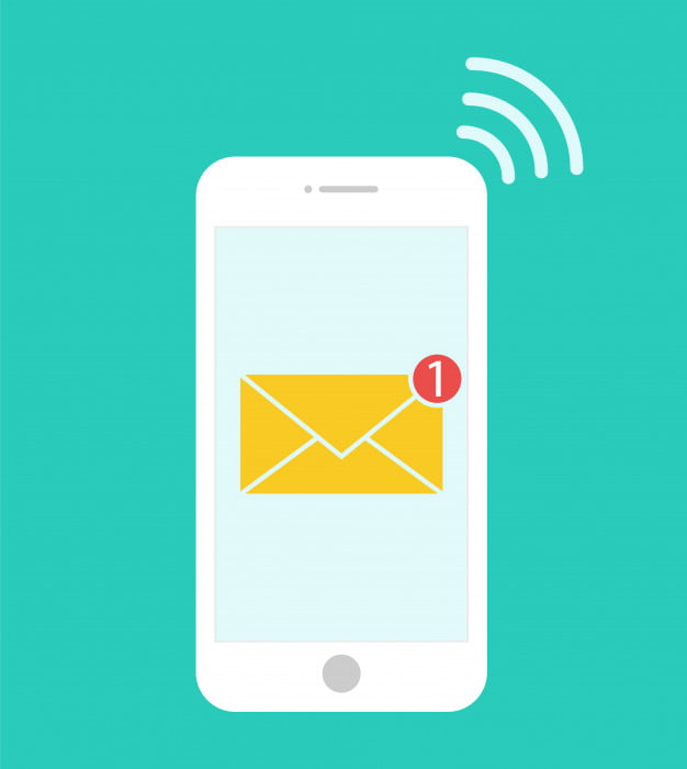 Emailing SMS