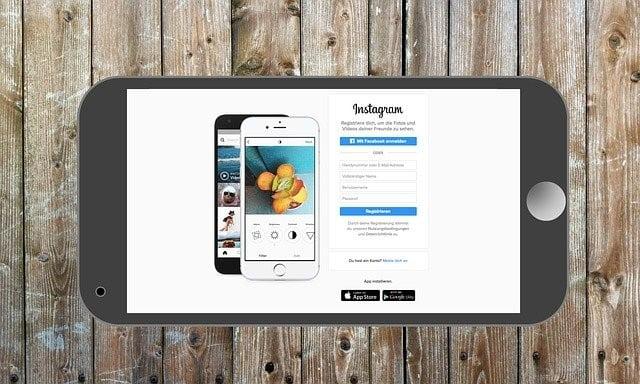 placement produits Instagram