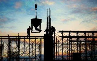 photo chantier bâtiment