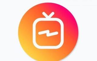 IGTV logo Instagram