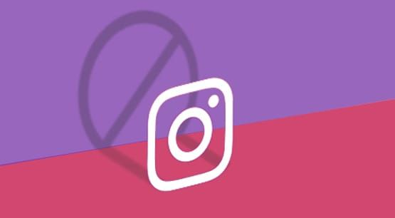 Logo Instagram Shadowban