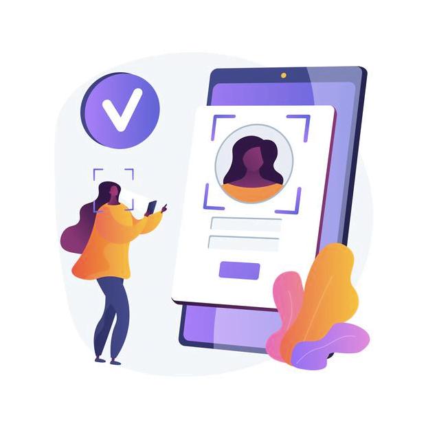 Vérification de l'identité d'une utilisatrice