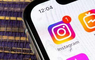 photo telephone instagram