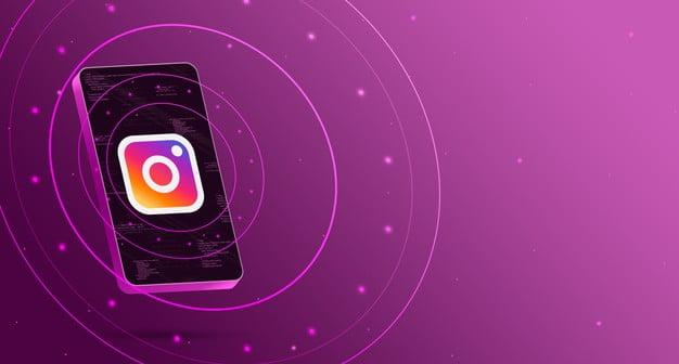 telephone logo instagram