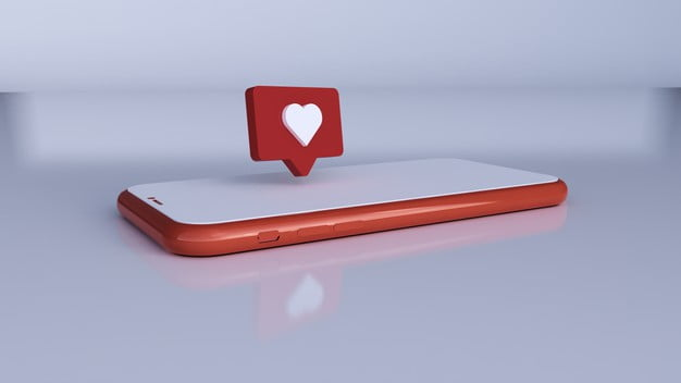 telephone social media