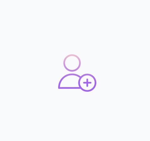 Icone représentant l'ajout de subscriber