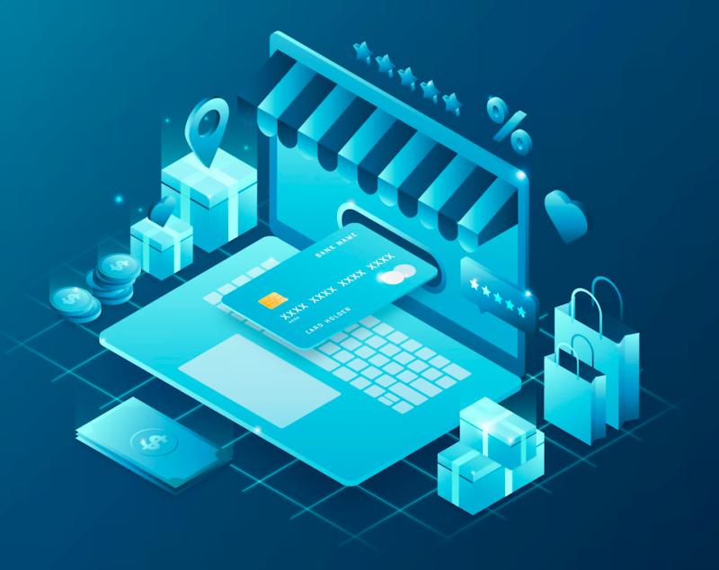 E-commerce isometrie