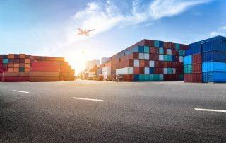 photo port logistique