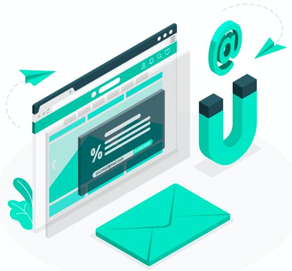 Utiliser les mails pour attirer les prospect